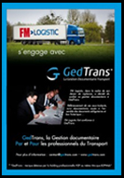 FM Logistic s'engage avec GedTrans