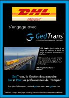 DHL Freight s'engage avec GedTrans