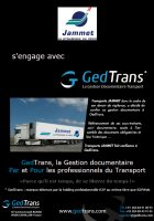 Jammet s'engage avec Gedtrans