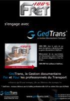 100% fret s'engage avec GedTrans