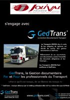 Jolival s'engage avec GedTrans