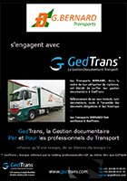 Les Transports BERNARD s'engagent avec GedTrans