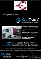 TSE France s'engage avec GedTrans