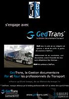 PBJN s'engage avec GedTrans