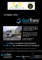 SED s'engage avec GedTrans