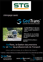 STG s'engage avec GedTrans