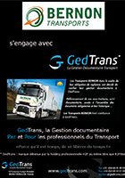 BERNON s'engage avec GedTrans