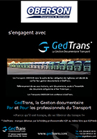 Les Transports Oberson s'engagent avec GedTrans