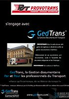 PROVOTRANS s'engage avec GedTrans