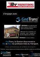 PROVOTRANS s'engage avec GedTrans