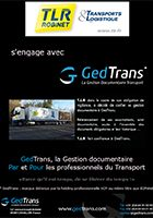 TLR s'engage avec GedTrans