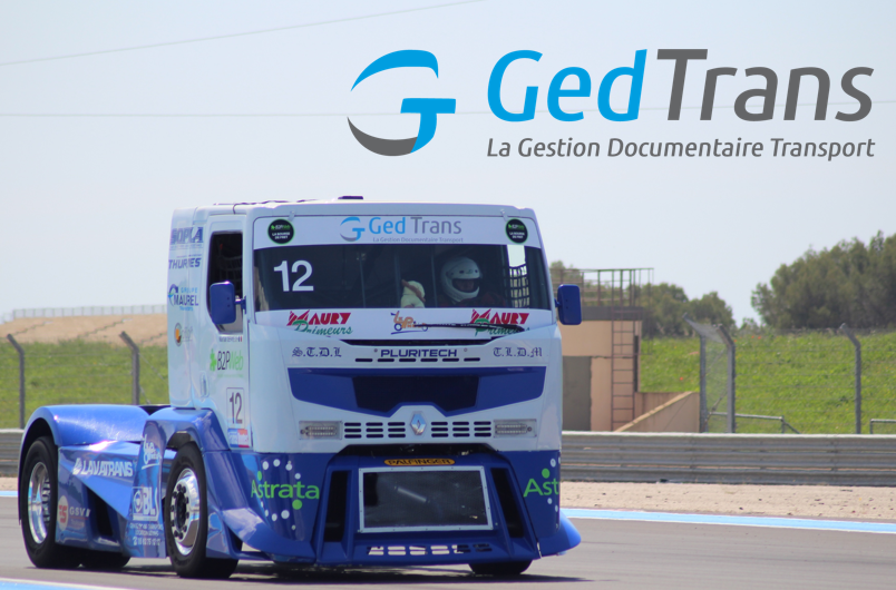 course camion